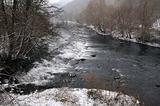 Yantra River in the Winter