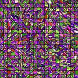Multicolor Mosaic Background. EPS 8