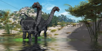 Apatasaurus 02