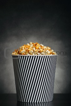 Popcorn box