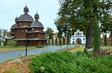 Krekhiv (Ukraine) monastery
