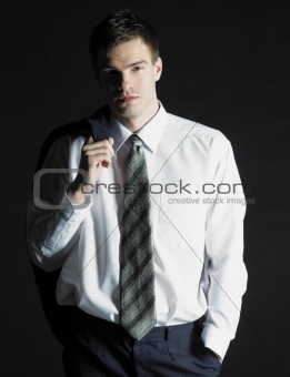 businessman's portrait