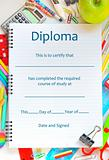 School Diploma