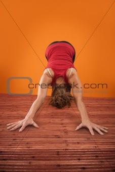Adho Mukha Svanasana Yoga Pose
