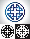 Quaternary Celtic Knot