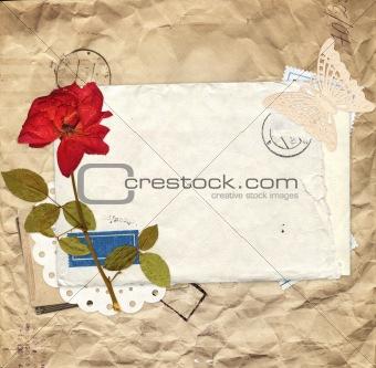 Old envelope