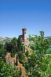 Clocktower. Brisighella. Emilia-Romagna. Italy.