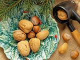Christmas nuts