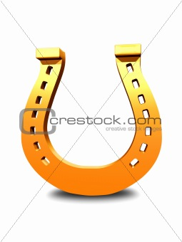 3d golden horseshoe