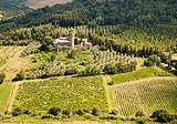 Vineyards and Estate In Umbria