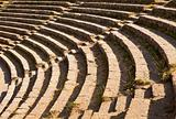 Theatre Seats in Taormina