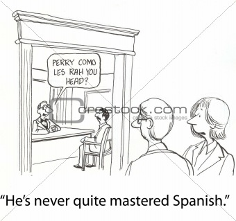 Spanish lawyer
