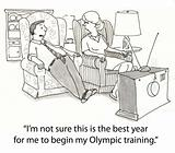 Olympic training