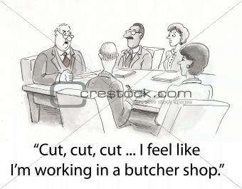 Butcher cuts