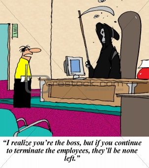 office reaper