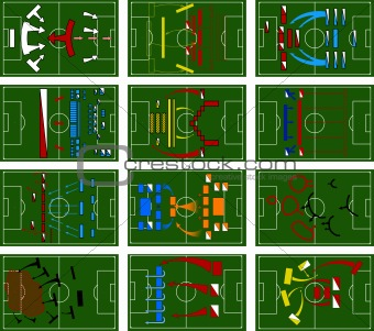 Football Battlefields
