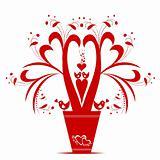 Valentines Floral