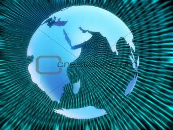 streaming globe