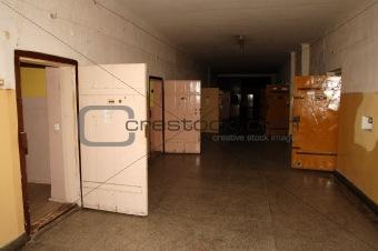 Corridor in prison