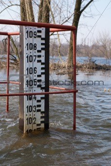 Alarming water level