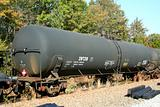 Tanker Train Car