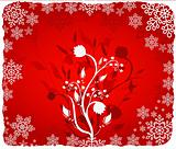 Christmas abstract Background - vector