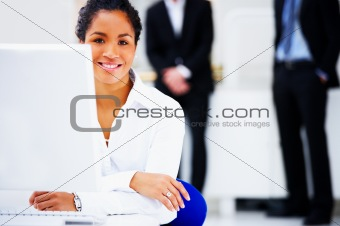Beautiful Business Portrait