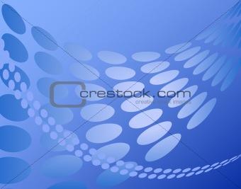 Blue disks
