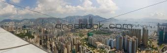 Hong Kong Kowloon Panorama