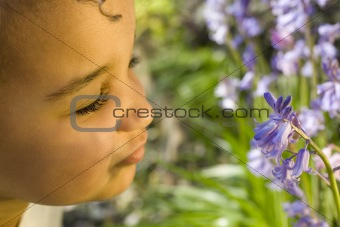Smelling The Bluebells