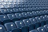 Plastic seats