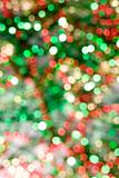De-focused Festive background