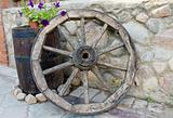 old wheel