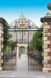 University of Cambridge, Jesus college entrance