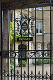 University of Cambridge, Jesus college, master's lodge (principa