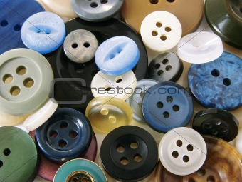 colorful buttons 1