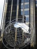 Globe at Trump Tower