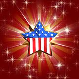 usa star