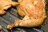 chicken leg grill