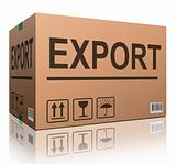 export cardboard box