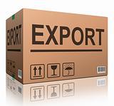 export cardboard box