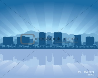 El Paso skyline