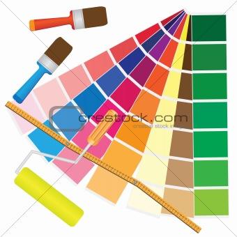 Colour management.