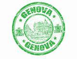 Genova stamp