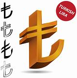 Turkish Lira Sign