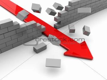 breaking boundary