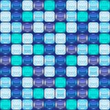 Mosaic seamless background