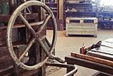 Conteol wheel