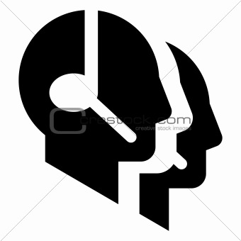 call_center_symbol