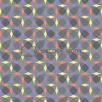 vector seamless gray geometric pattern